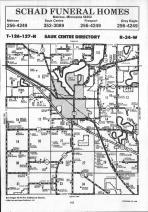 Map Image 062, Stearns County 1992